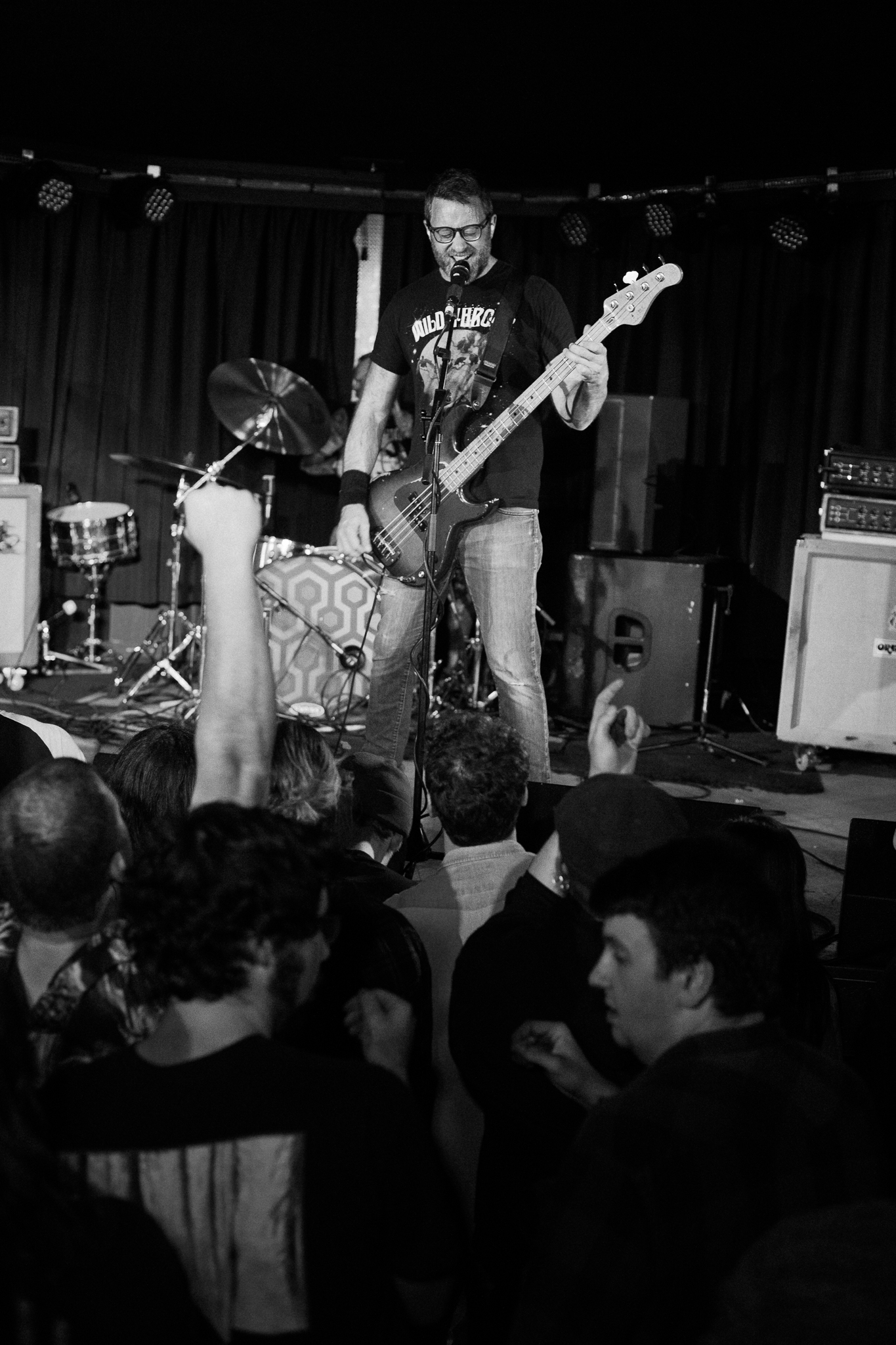 Red Fang - Photo by Jon Lake
