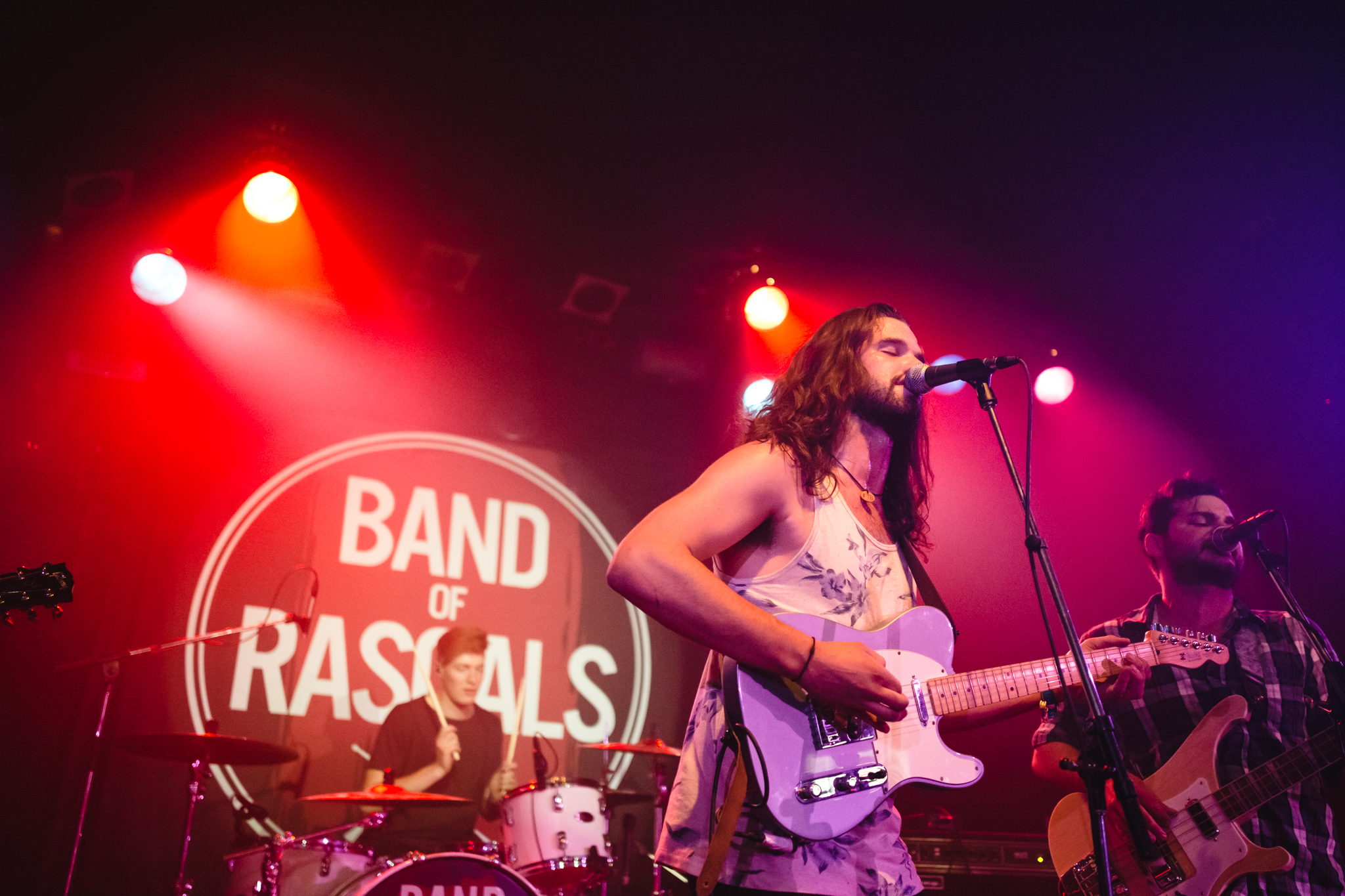 Band Of Rascals - photo by Lindsey Blane