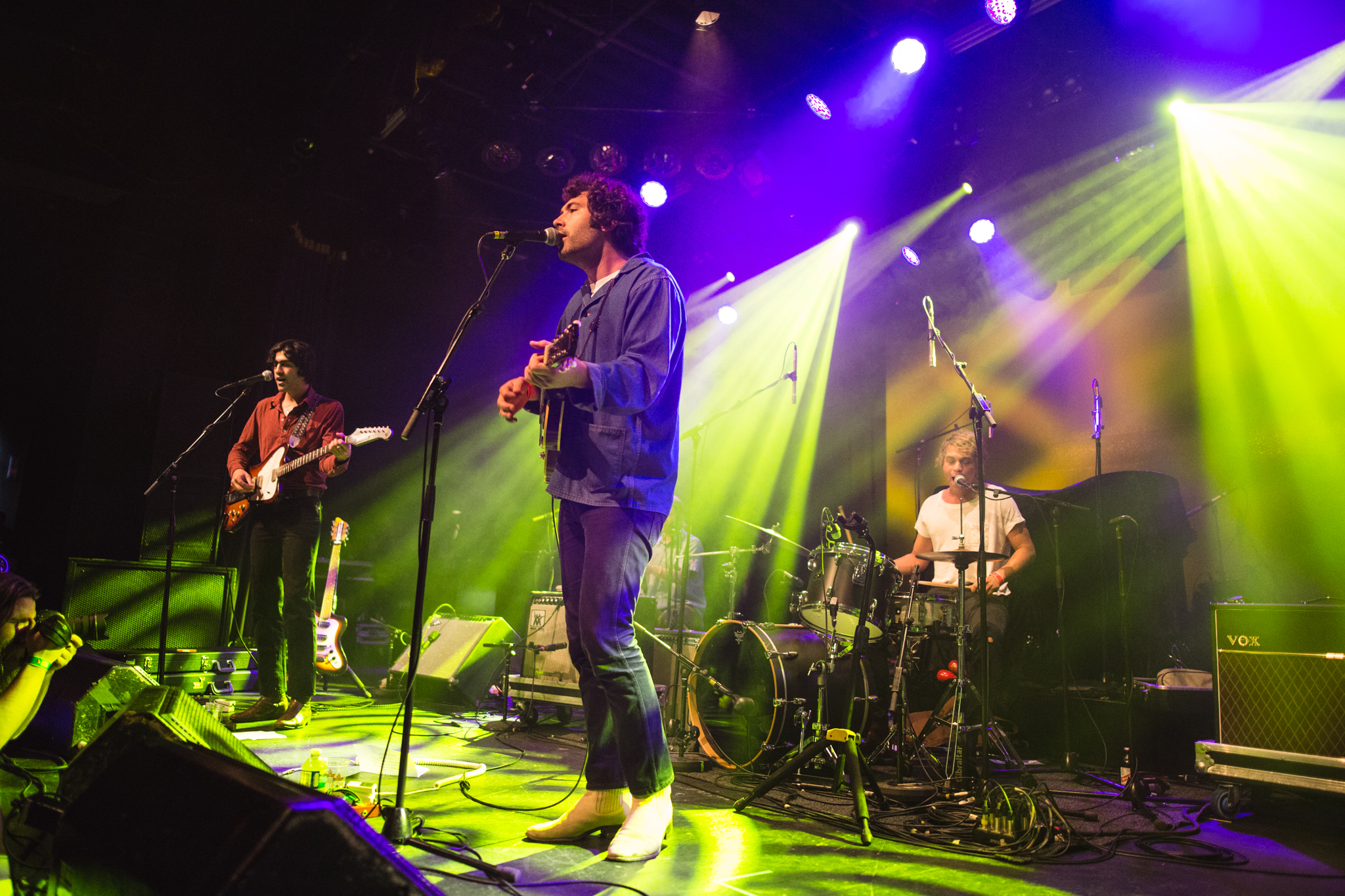 Allah-Las - Photo by Lindsey Blane