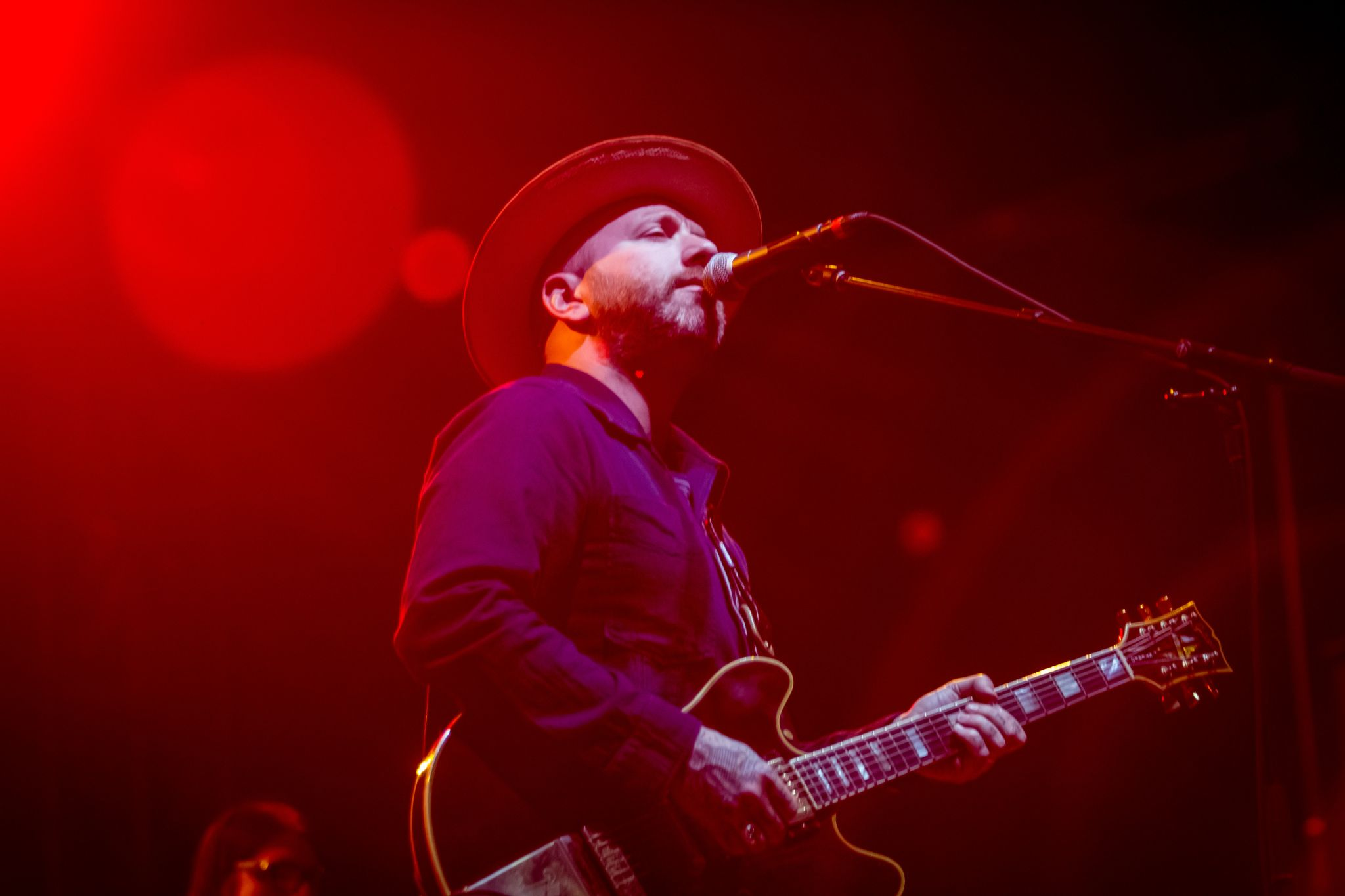 City and Colour - photo by webmeister Bud