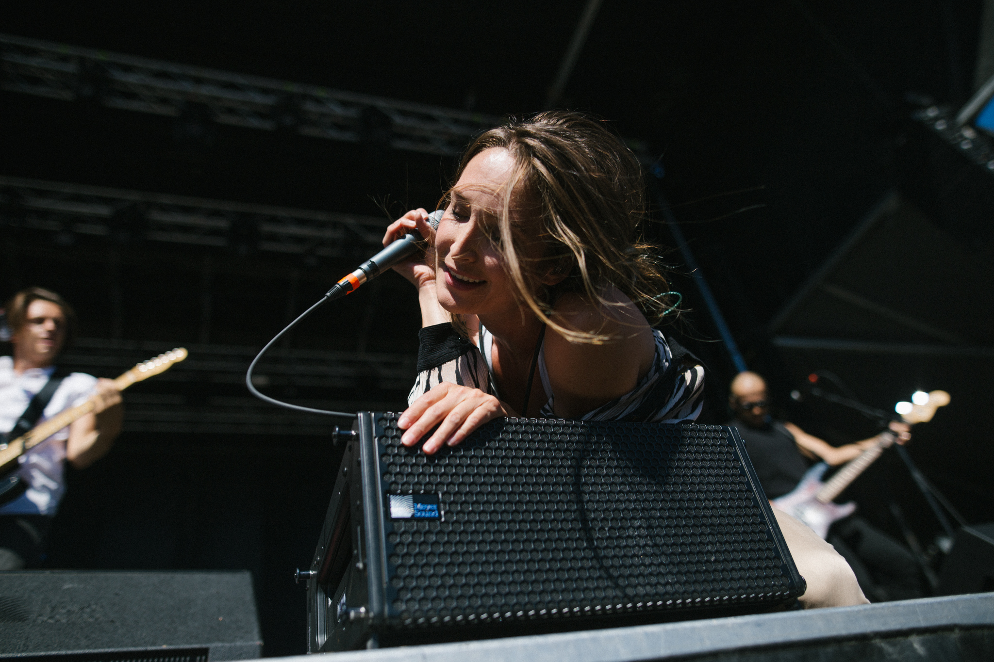 July Talk - Photo by Lindsey Blane