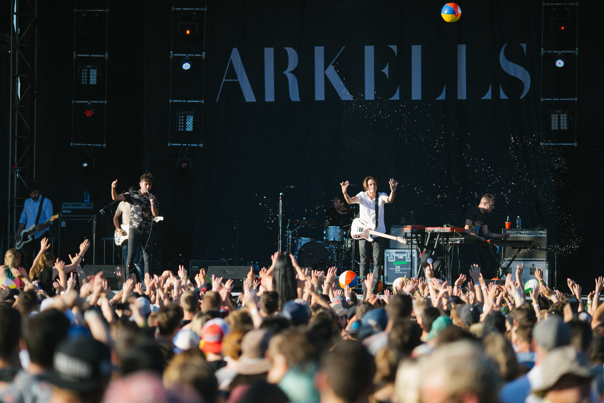Arkells - Photo by Lindsey Blane