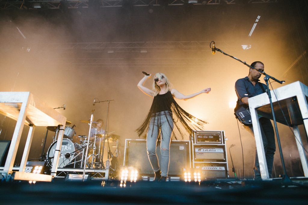 Metric - Photo by Lindsey Blane