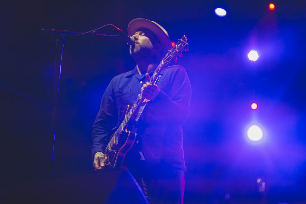 City and Colour - Photo by Kirsten James
