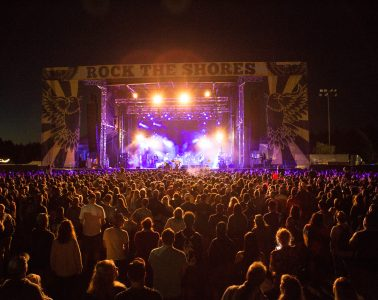Rock The Shores - Photo by Tyson Elder