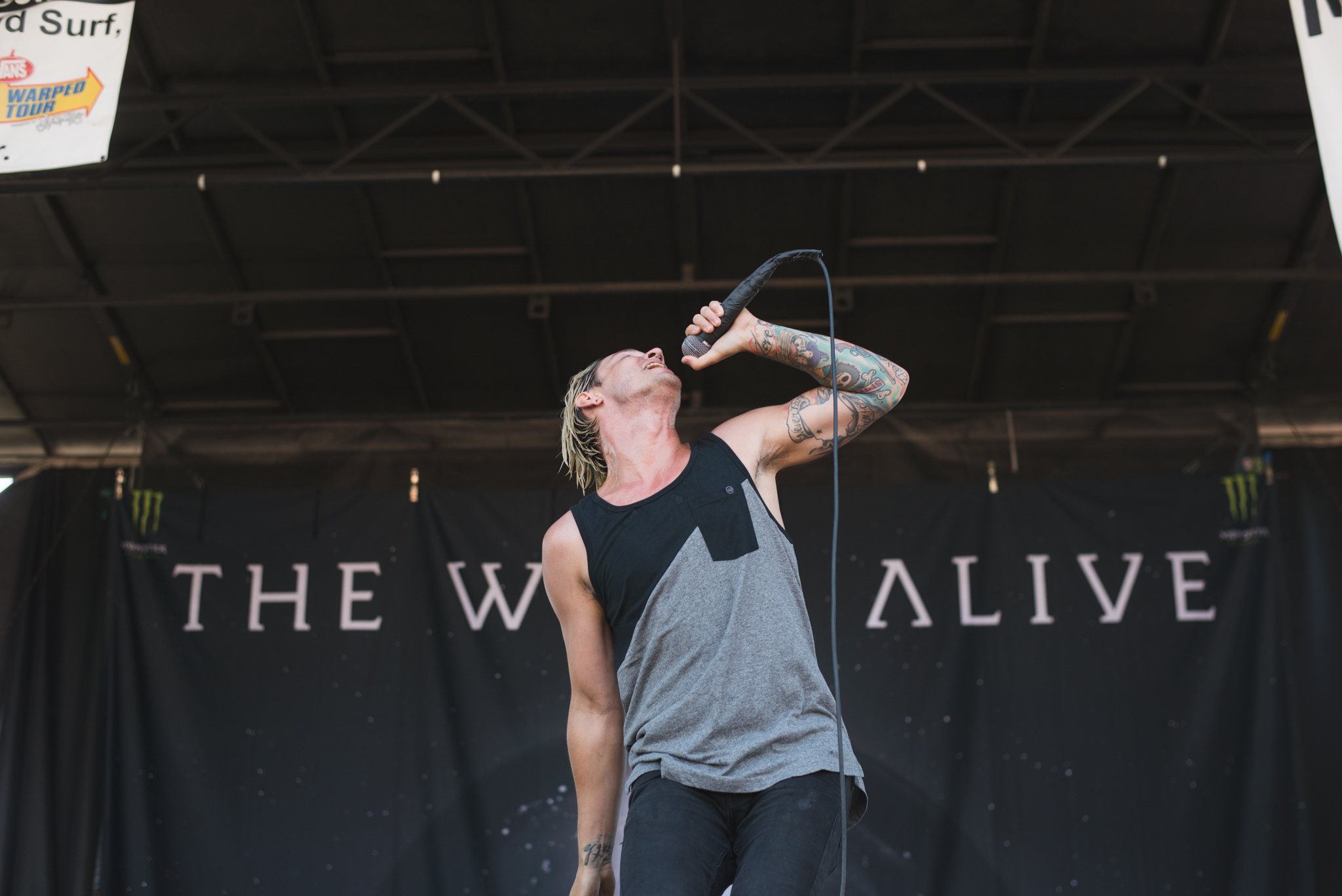 The Word Alive - Photo by Lindsey Blane