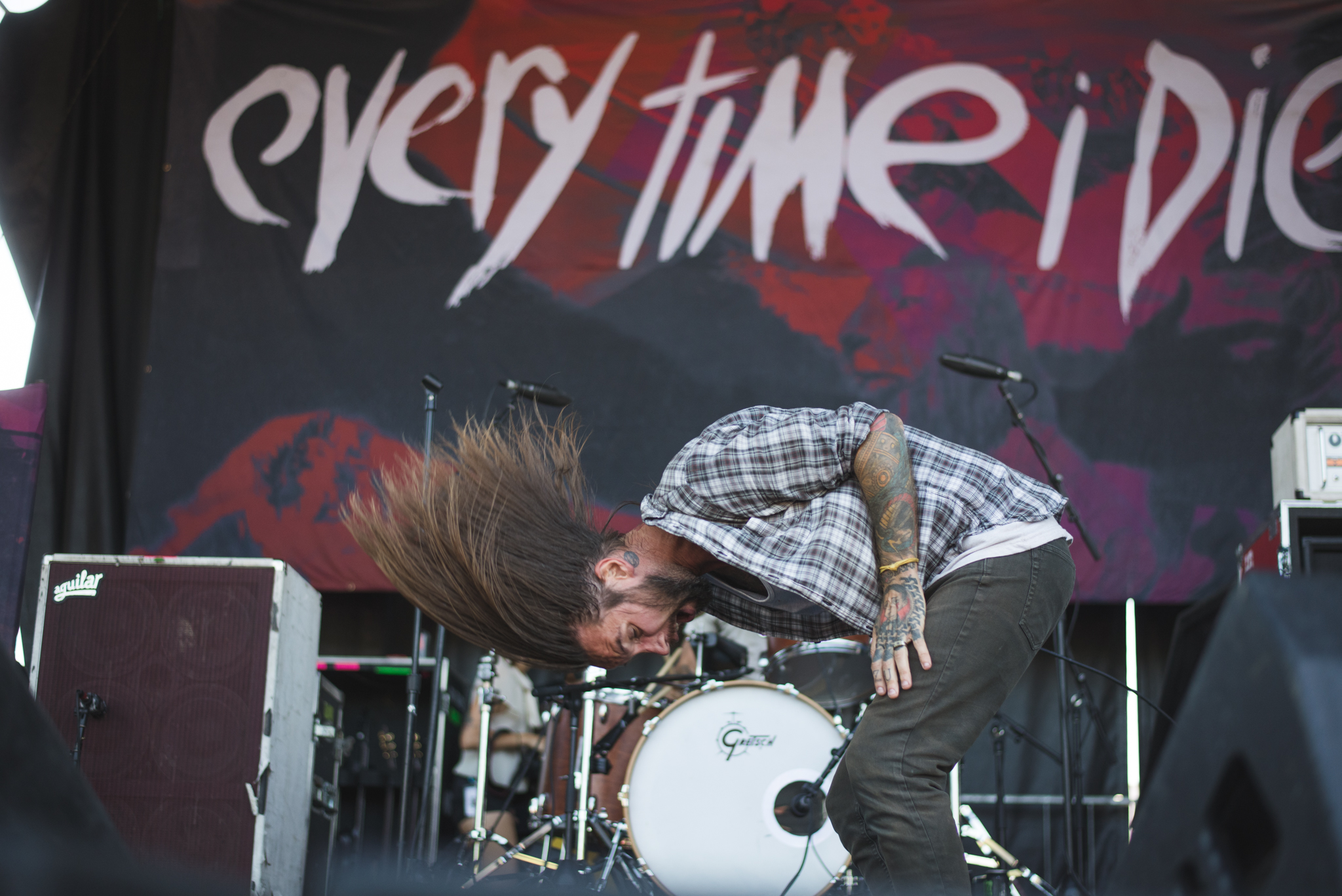 Every Time I Die - Photo by Lindsey Blane