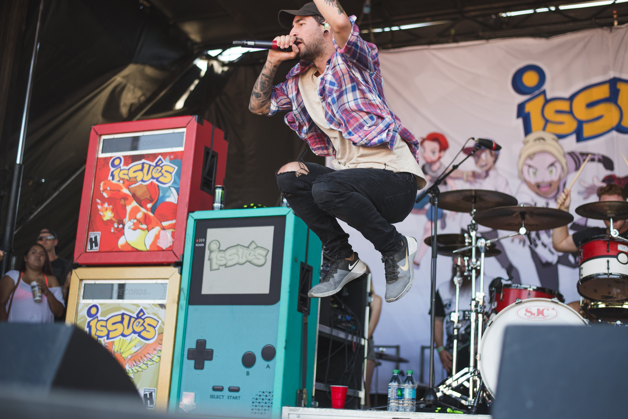 Issues - Photo by Lindsey Blane