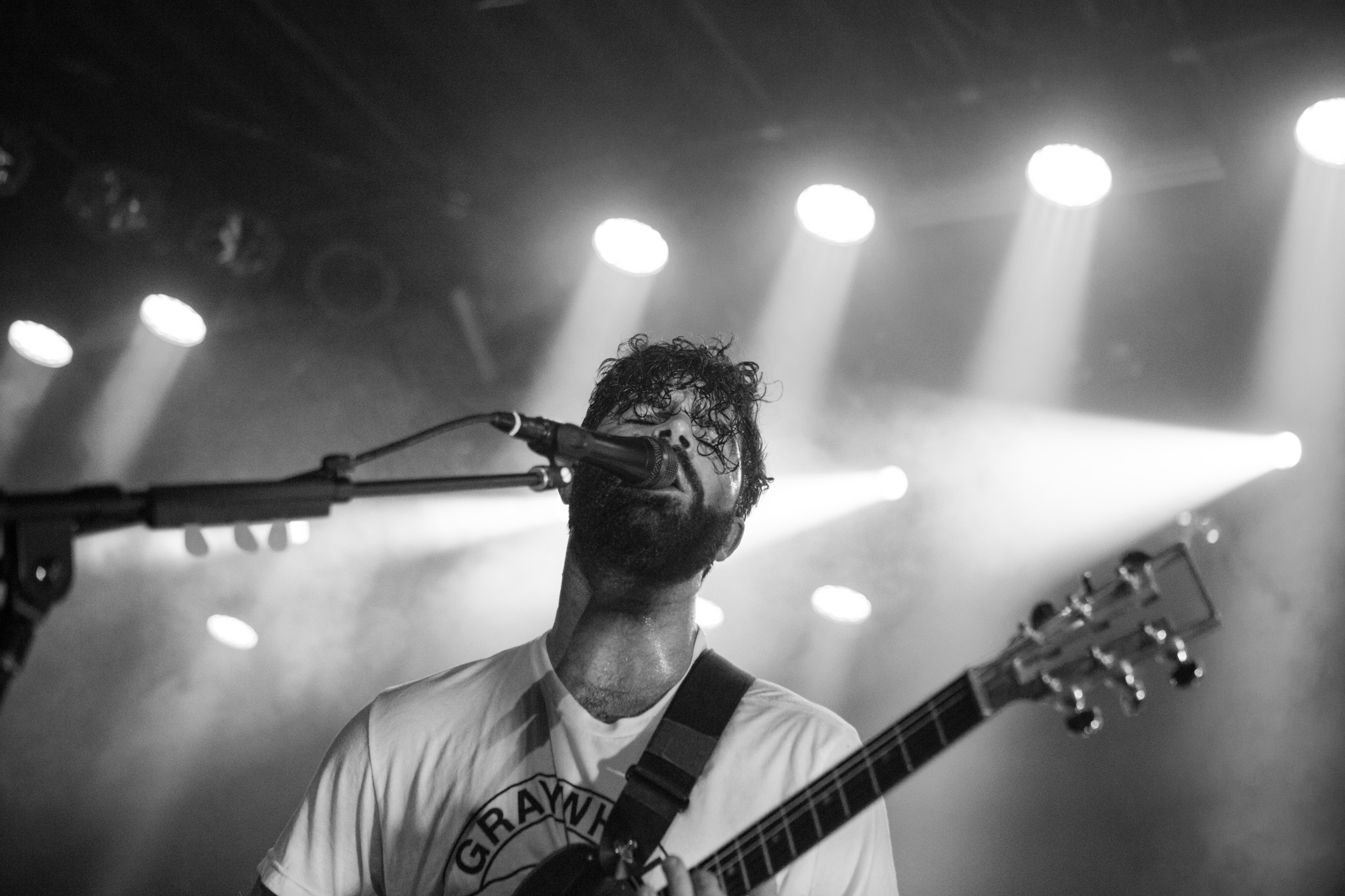 Foals - Photo by Tyson Elder