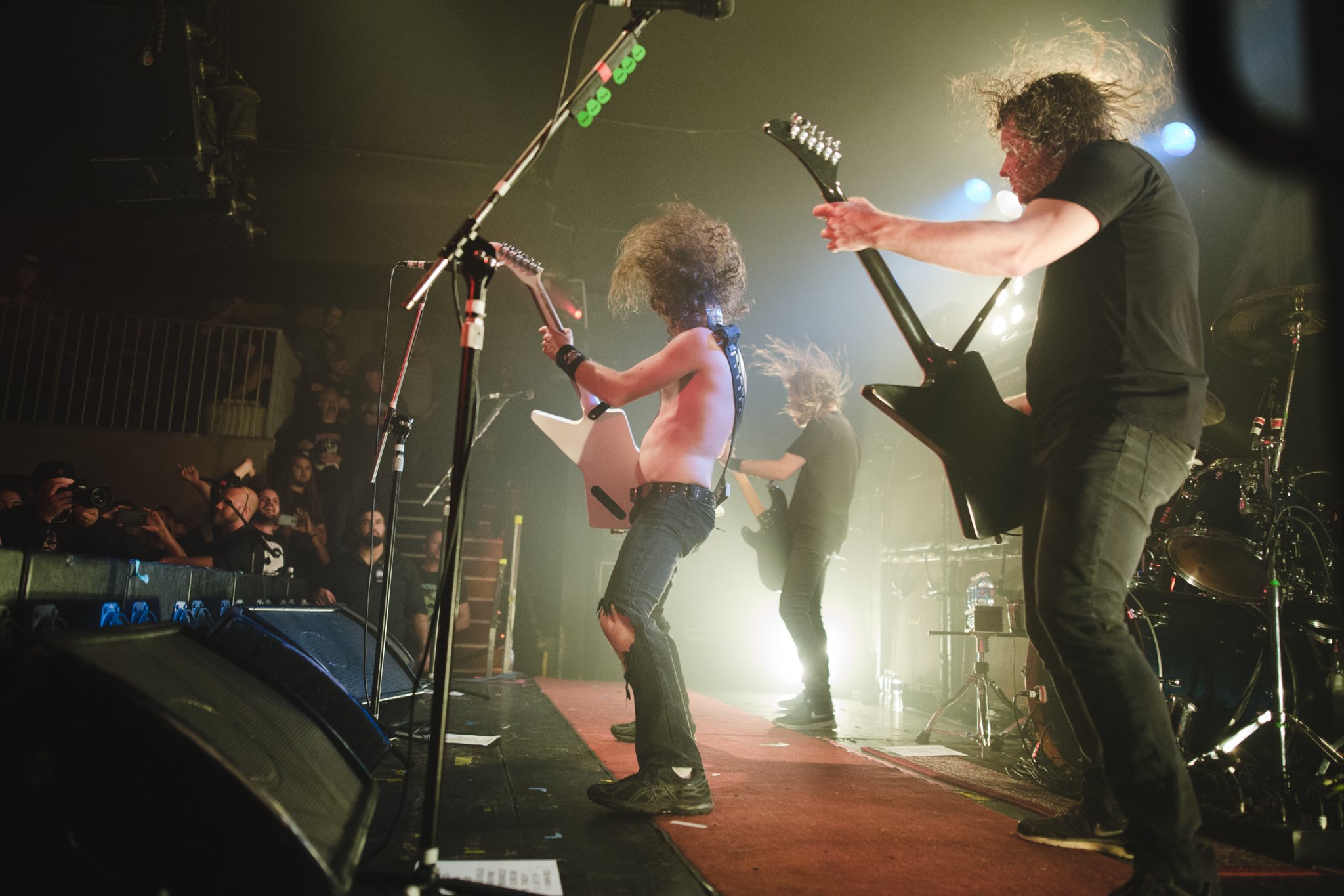 Airbourne - Photo by Lindsey Blane