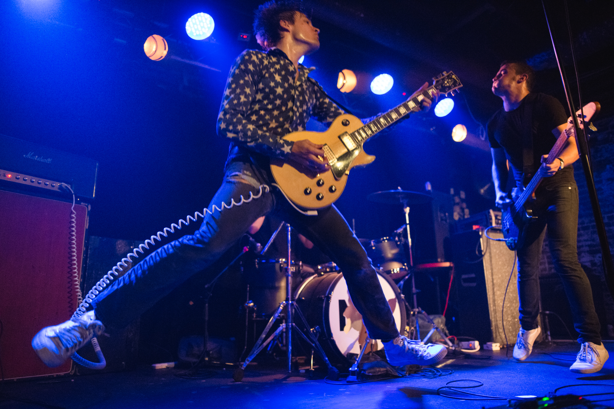 The Dirty Nil - Photo by Lindsey Blane