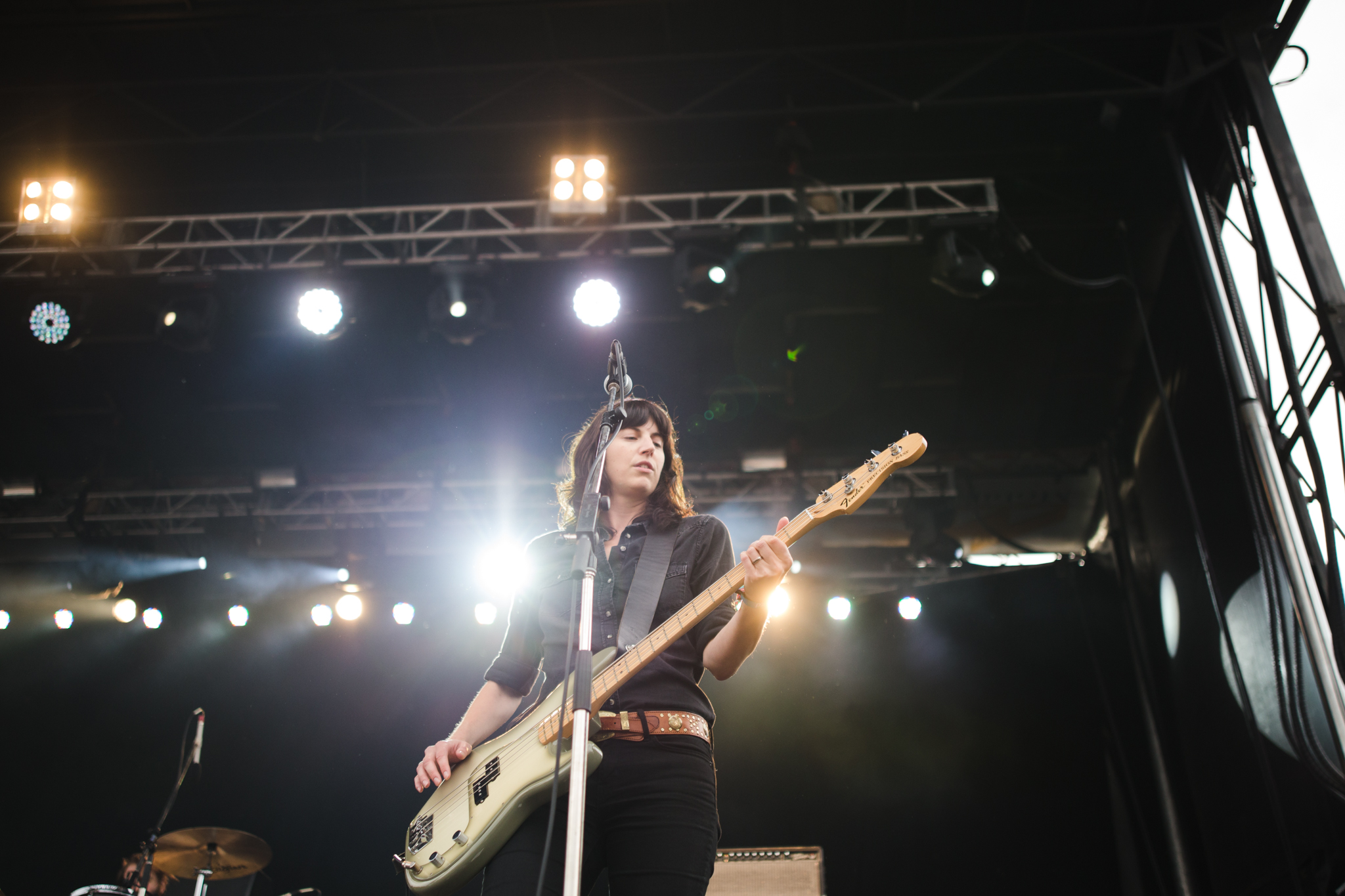 Band Of Skulls - Photo by Lindsey Blane