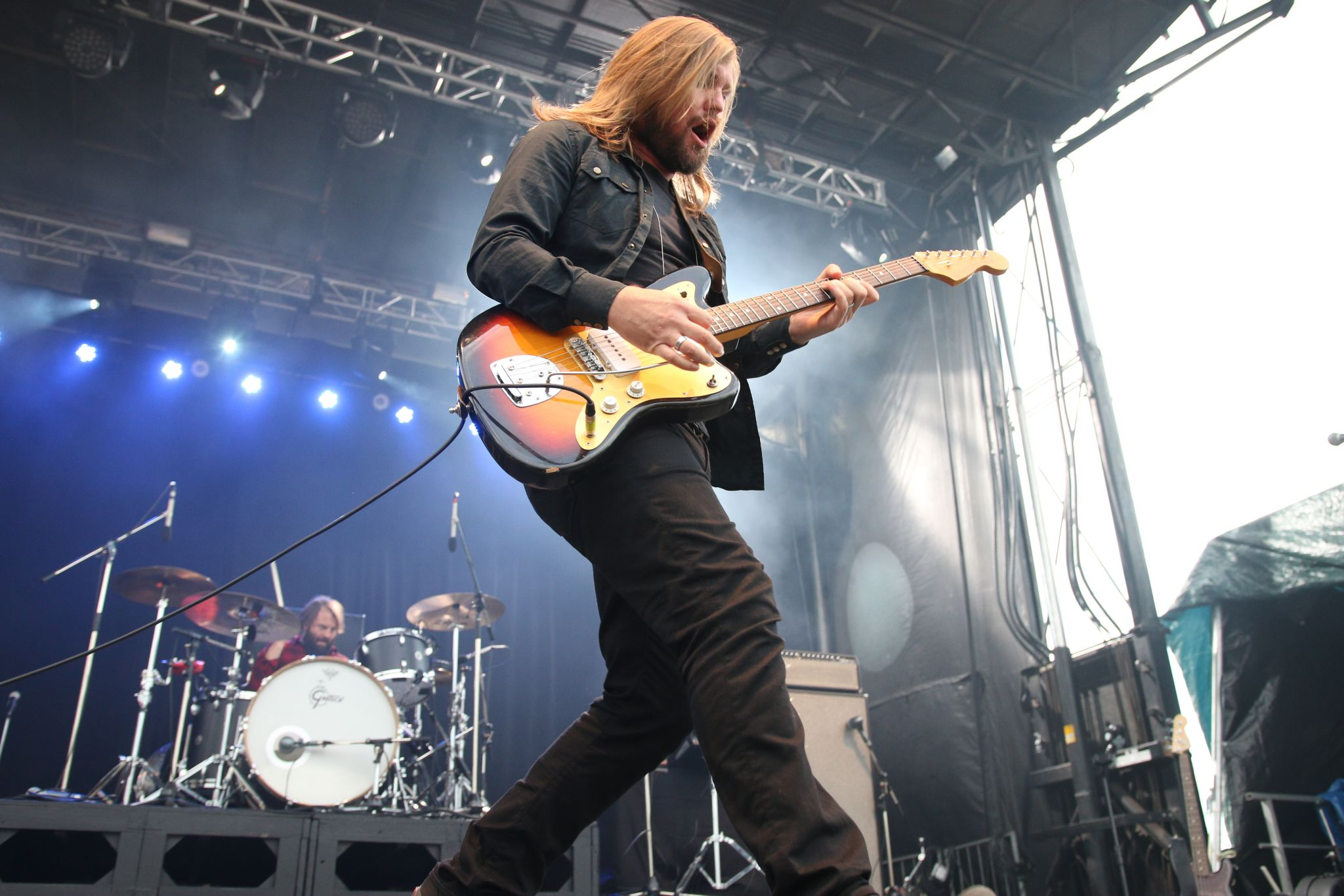 Band of Skulls - photo by webmeister Bud