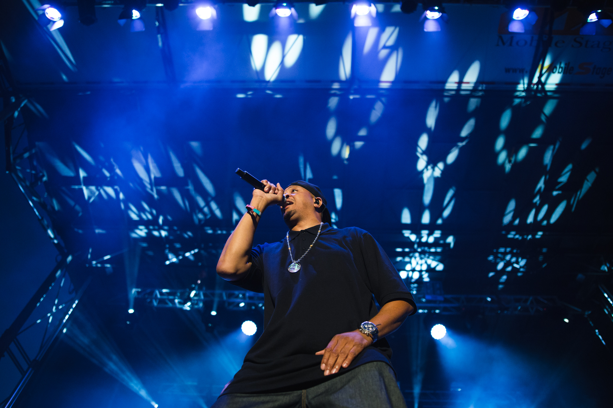 Jurassic 5 - Photo by Lindsey Blane