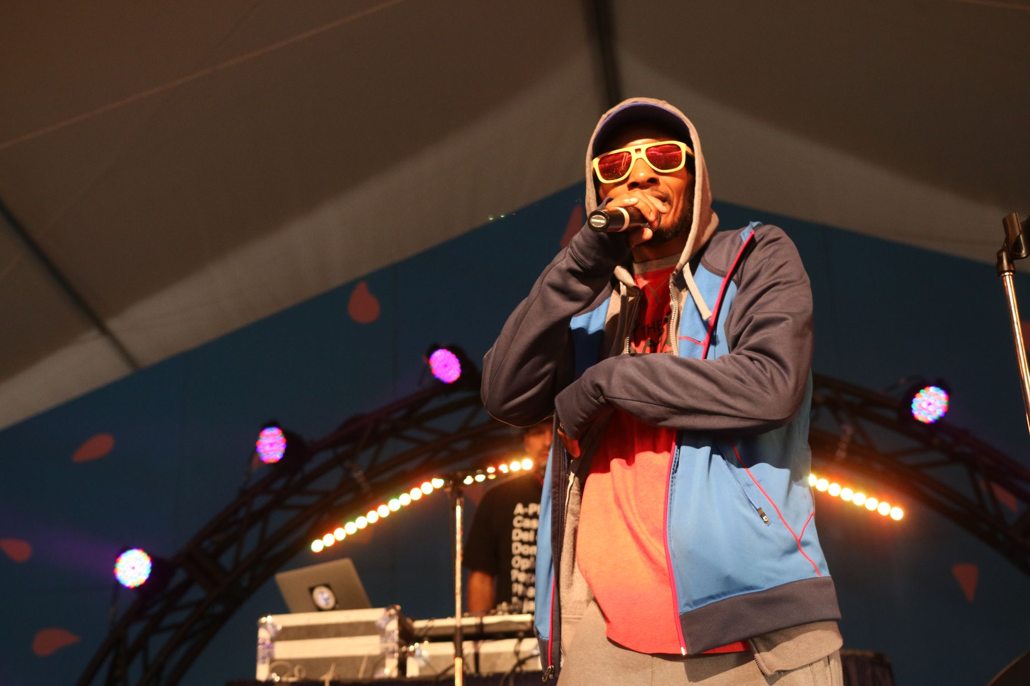Del The Funky Homosapien - photo by webmeister Bud