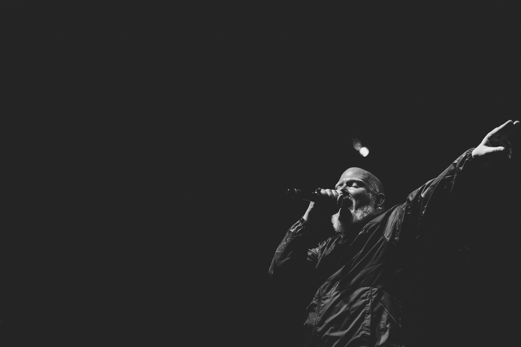 Brother Ali - Photo by Jon Lake