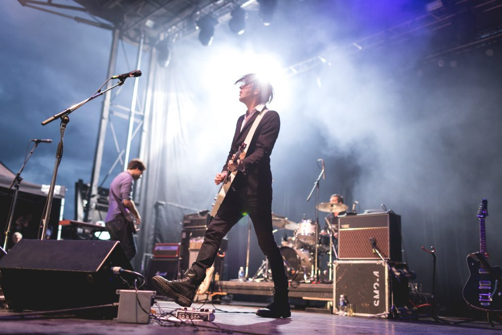 Wolf Parade - Photo By Kirsten James Creative
