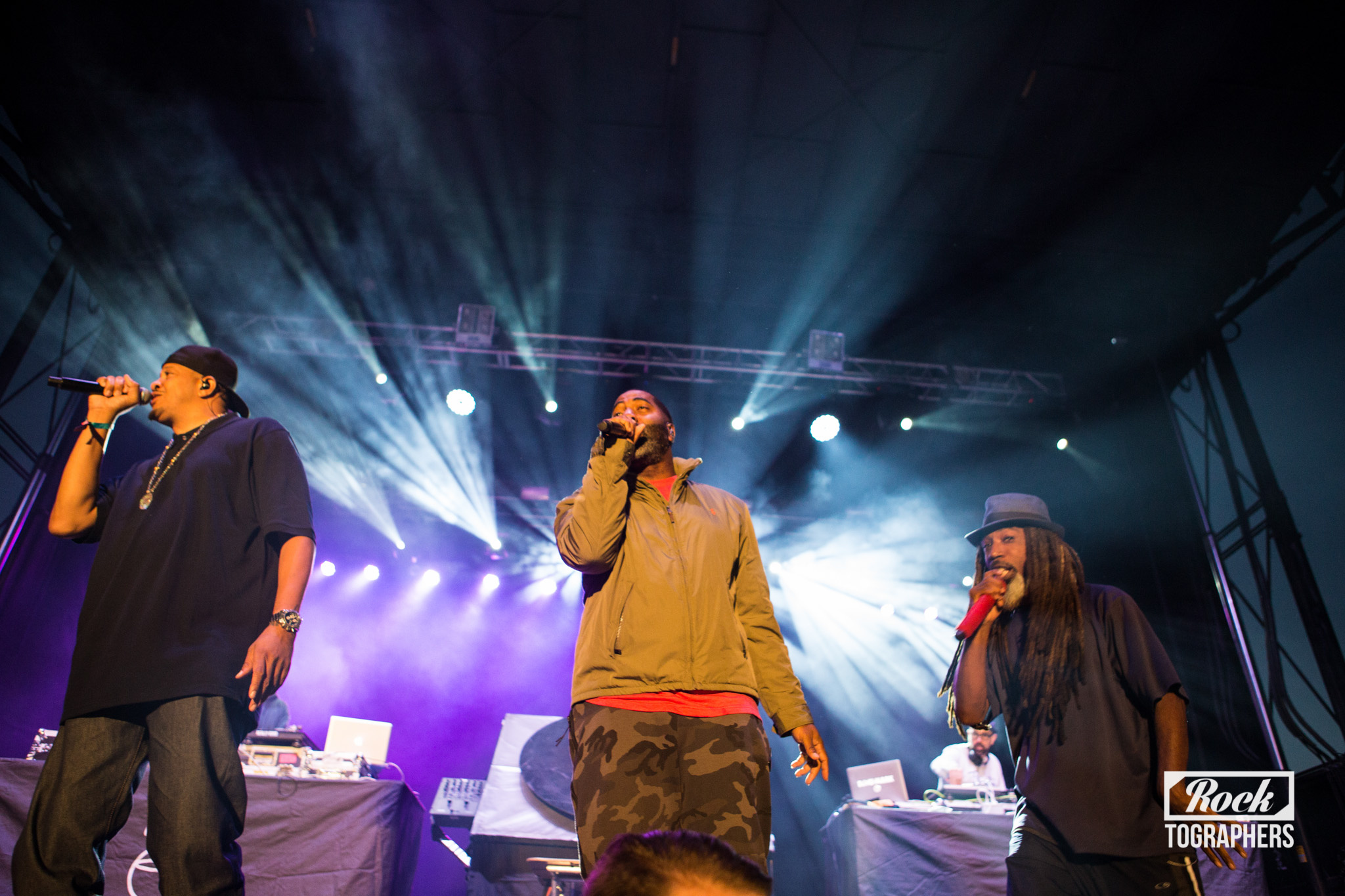 Jurassic 5 - Photo by Tyson Elder