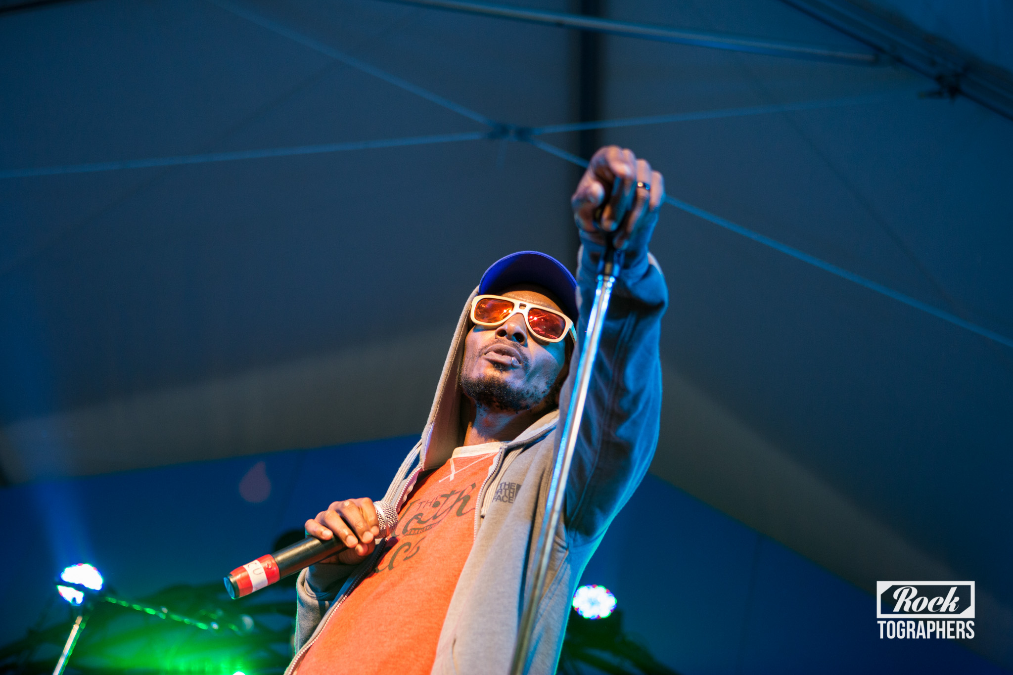 Del the Funky Homosapien- Photo by Tyson Elder